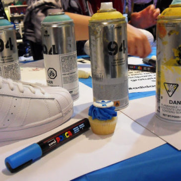 Customisation pour Adidas Original Mtl