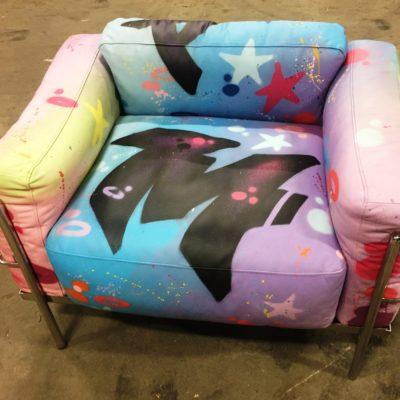 Sofa design for Happening.ca