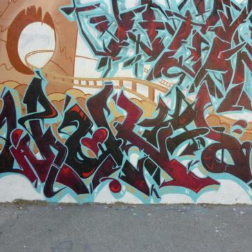 Funfair Wall