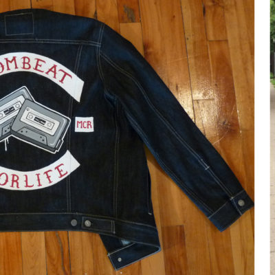 Customisation de Jacket 'Boombeat Forlife""