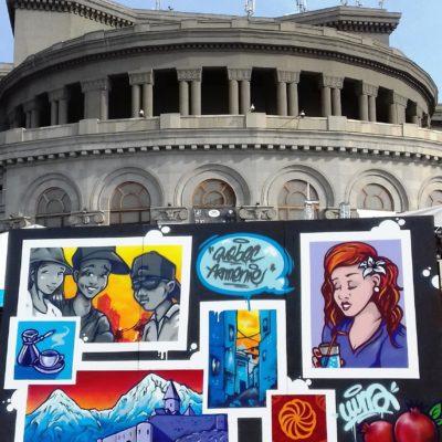 Sommet de la fracophonie 2018 - Yerean (Armenia)