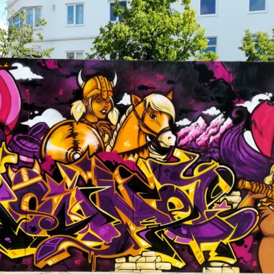 Meeting of styles Copenhaguen 2019