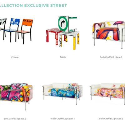 Design : sofas for Happening.ca